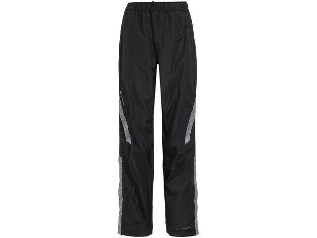 VAUDE Luminum II Pants Women, black